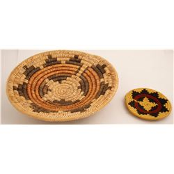 Navajo Wedding Baskets