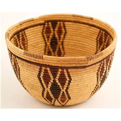 Choice Panamint Polychrome Basket