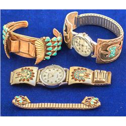 Four Native Watchbands