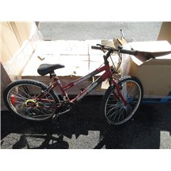 """18 Speed SuperCycle """"SC1800"""" Mountain Bicycle"""