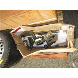 Trailer Hitch with Torsion Bars