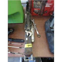 Level, Wedge, Wrenches & More