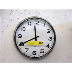 "12"" Wall Clock - Keeping Time"