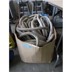 """Approximately 100 Feet of 1"""" Braided Rope"""