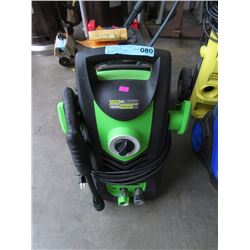 Power It 2000psi Electric Pressure Washer