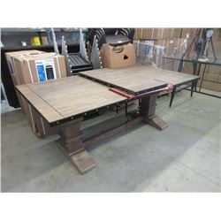 New Home Elegance Dining Table