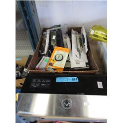 Vacuum Bag Sealer & Spring Scales