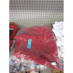 4 New XXL Red Denim Shirts