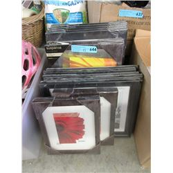 14 Assorted New Picture Frames
