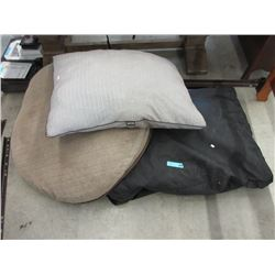 3 Dog Bed Cushions