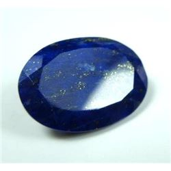 8.44 ct, Lapis Lazuli with gold inclusions