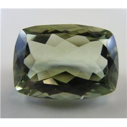 11.42 ct. Green Amethyst