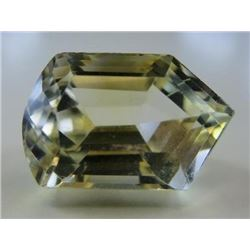 8.47 ct. Yellow Heliodor AAA  one of a kiind