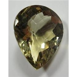 14.83 ct. Chrysoberyl  from Ural mountains