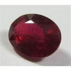 1.61 ct. Ruby
