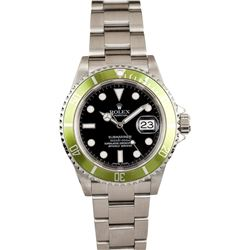 Pre-owned Submariner