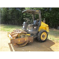 """2006 BOMAG BW124 PDH-3 ROLLER, VIN/SN:901581281114 - VIBRATORY, 48"""" PADFOOT DRUM, CANOPY, METER READ"""