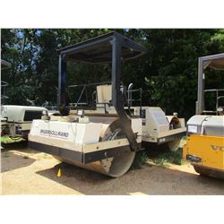 """INGERSOLL RAND DD110 ROLLER, VIN/SN:148817 - TANDEM, VIBRATORY, 78"""" SMOOTH DRUMS, WATER SYSTEM, CANO"""
