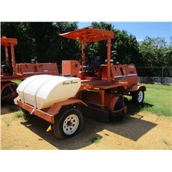 2005 BROCE RJ350 BROOM, VIN/SN:404717 - WATER SYSTEM, CANOPY, METER READING 365 HOURS