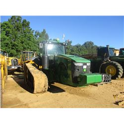 2013 JOHN DEERE 8360RT SCRAPER TRACTOR, VIN/SN:909102 - CRAWLER, 6 REMOTES, QUICK HITCH, DRAW BAR, C
