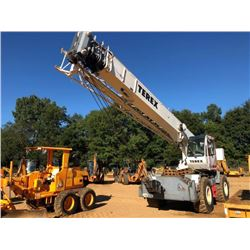 TEREX RT230 ROUGH TERRAIN CRANE, VIN/SN:13146 - 30 TON CAPACITY, JIB, 3 SECTION BOOM, CUMMINS DIESEL
