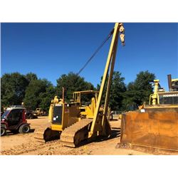 2010 MIDWESTERN M550CH SIDE BOOM PIPELAYER, VIN/SN:15A08387 - MTD ON 1998 CAT D6M LGP, S/N 4JN01237,