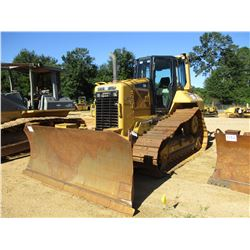 2012 CAT D6N XL CRAWLER TRACTOR, VIN/SN:PER00222 - 6 WAY BLADE, DIFF STEER, PLUMBED FOR GPS, RIPPER