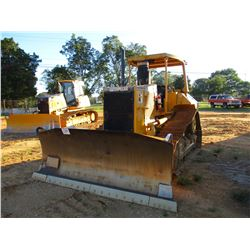 CAT D6M XL CRAWLER TRACTOR, VIN/SN:3WN03271 - 6 WAY BLADE, FTC, SYSTEM 1 U/C, CANOPY, METER READING