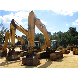 """2005 CAT 330CL HYDRAULIC EXCAVATOR, VIN/SN:DKY03024 - 11' STICK, 60"""" BUCKET, CAB, A/C, METER READING"""