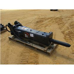 CAT H1305 HYD HAMMER, VIN/SN:AA66558 - FITS 39,700LB TO 79,400LB EXCAVATOR