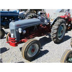 FORD 8N FARM TRACTOR, VIN/SN:542342 - 11.2-28 TIRES