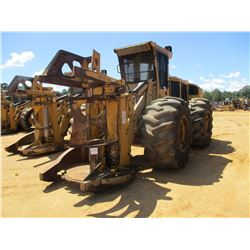2013 TIGERCAT 720E FELLER BUNCHER, VIN/SN:7205221 - TIGERCAT DW5603 SAW HEAD, CAB, A/C, 30.5L-32 TIR
