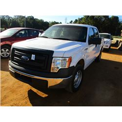 2014 FORD F150 PICK UP, VIN/SN:1FTFW1CFXEKF55998 - CREW CAB, GAS ENGINE, A/T, ODOMETER READING 130,2