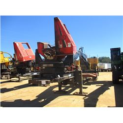 CAT 559C LOG LOADER, VIN/SN:KAS00505 - CAB, A/C, CTR 426 DELIMBER, MTD ON PITTS TRAILER, S/AM 150631