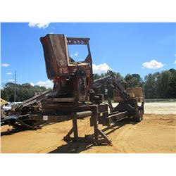 TIGERCAT 230 LOG LOADER, VIN/SN:2300183 - CAB, A/C, CTR DELIMBER, MTD ON PITTS TRAILER, S/N 1159, ME