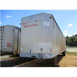 2009 PEERLESS 45-CTSSH VIN/SN:1PLE04529PB55009 - T/A, WALKING FLOOR, ENCLOSED, 1/2 GATE