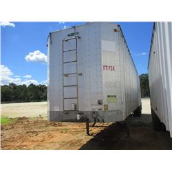 2005 PEERLESS 45-CTSSF CHIP TRAILER, VIN/SN:1PLE045275PE54724 - T/A, 45' LENGTH, WALKING FLOOR, FULL