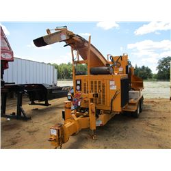 2012 BANDIT 2290 CHIPPER, VIN/SN:CR001050 - CAT C9 ENGINE, 4 KNIFE CHIPPING SET-UP, MANUAL ENGAGE ON