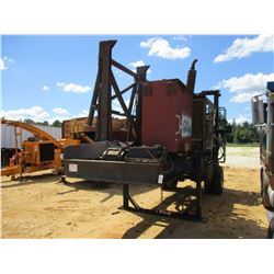 LOG SPLITTER, MTD ON S/A TRAILER