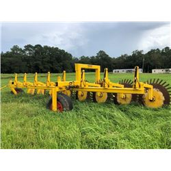 MULTI FARMING SYSTEMS ROOT/ROCK RAKE (SELLING ABSENTEE, LOCATED AT 450 STATE LINE RD, WILMER, AL 365