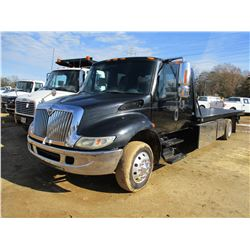 2008 INTERNATIONAL 4300 SBA ROLL BACK, VIN/SN:1HTMMAAL28H564124 - CREW CAB, GWV 25,500LB, IHC DIESEL