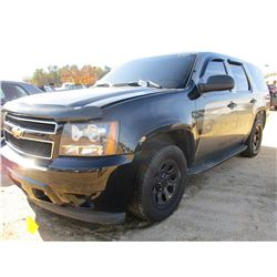 2011 CHEVROLET TAHOE SUV, VIN/SN:1GN1C2E04BR307038 - V8 GAS ENGINE, A/T (COUNTY OWNED)