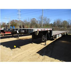 2013 GREAT DANE GDL STEP DECK TRAILER, VIN/SN:1CRDM0628D11717076 - T/A, SPREAD AXLE, 53' LENGTH, 96""