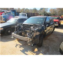 2017 FORD EXPLORER VIN/SN:1FM5K8AR4HGA70935 - (NO ENGINE) (NO TRANS) (DOES NOT OPERATE) (COUNTY OWNE