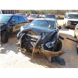 2013 FORD FUSION VIN/SN:1FAHP2M88DG124126 - GAS ENGINE, A/T, WRECKED (DOES NOT OPERATE) (COUNTY OWNE