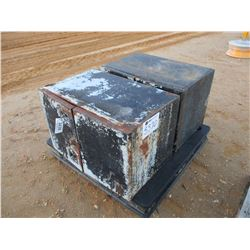 (2) UNDER BED TOOL BOX (A-1)