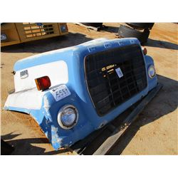 FORD TRUCK TRACTOR HOOD (A-1)