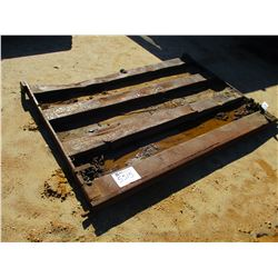 """88"""" TAILGATE FIT DUMP BED (A-1)"""