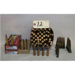 BOX LOT RIFLE AMMO