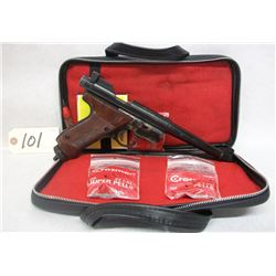CROSMAN MARK 1 .22 CAL AIR PISTOL